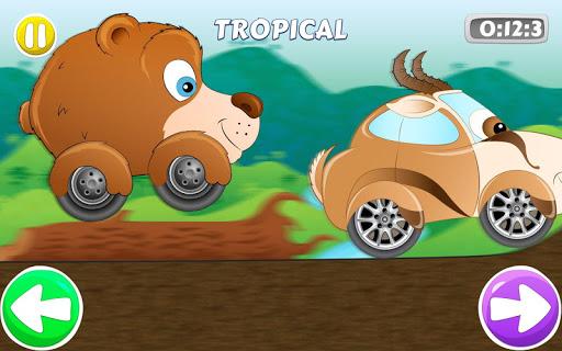 速度赛车游戏儿童