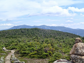 Photo: North and South Kinsman Mountains, NH.