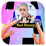 download Bad Bunny Piano Tiles 2019 apk