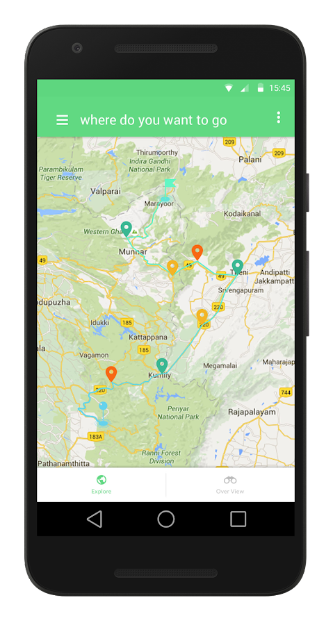 Yatramantra Tour Planner- screenshot