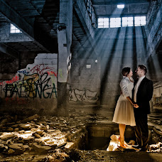 Wedding photographer Piotr Pasiak (pasiak). Photo of 05.05.2015