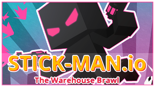 Stickman.io: the Warehouse Brawl - Pixel Cyberpunk for PC