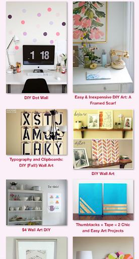 Wall Decoration Ideas DIY
