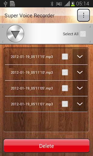 Voice Recorder 1.4.10 screenshots 2