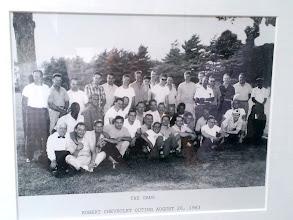 Photo: Robert Chevrolet employee appreciation outing 8/28/1963