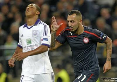 Anderlecht en Olympiakos hebben elkaar al vijf keer ontmoet, een overzicht