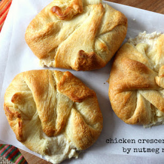 Chicken Crescent Packets