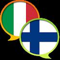 Italian Finnish Dictionary icon