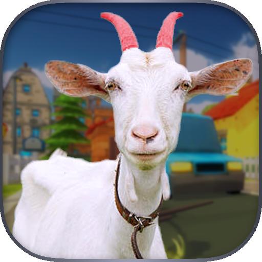 Angry Goat Rampage Craze Simulator - Wild Animal