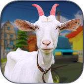 Angry Goat Rampage Craze Simulator - Wild Animal
