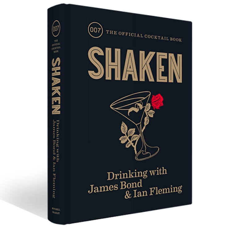 'Shaken: Drinking with James Bond and Ian Fleming'.