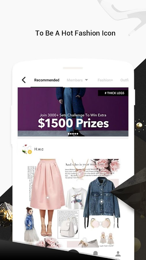 JollyChic-Online Shopping Mall for A New Lifestyle- screenshot