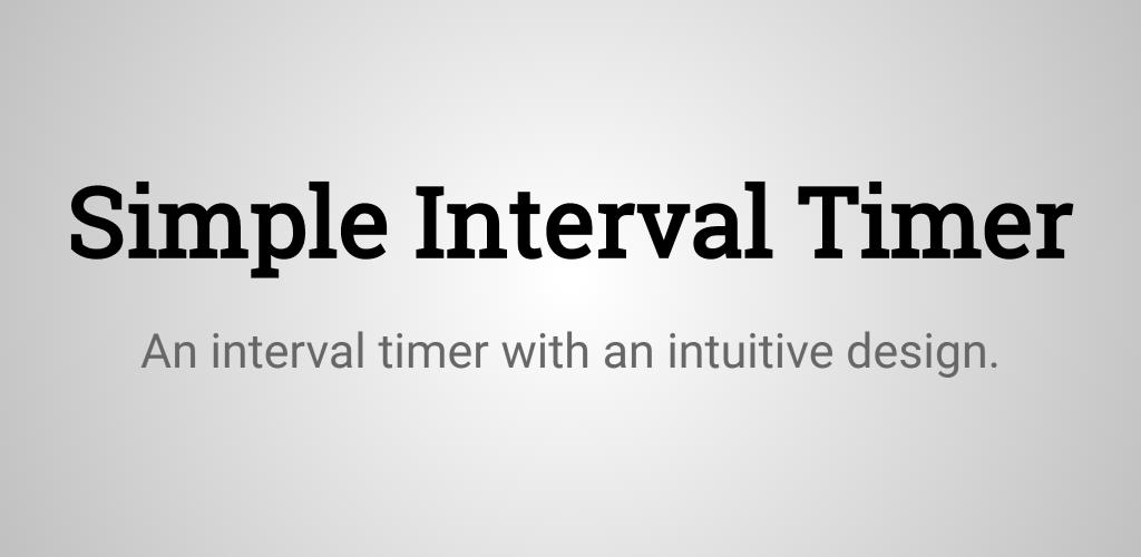 Download Simple Interval Timer APK latest version 1 1 for