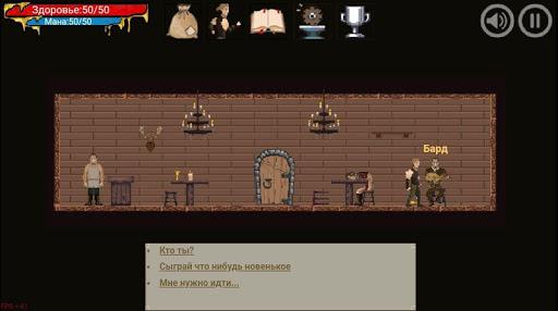 Code Triche RPG platformer - ArnalliA APK MOD (Astuce) screenshots 2