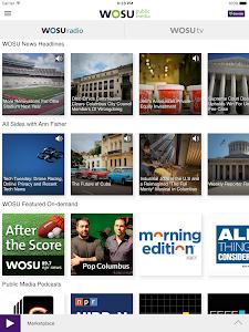 WOSU Public Media App screenshot 10