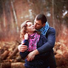 Wedding photographer Aleksandra Shimolina (kuwschinka). Photo of 23.12.2014