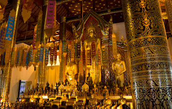 Photo: Interior of the same temple. Back to the NEX-7.
