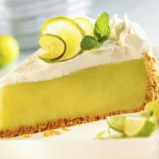 Piece of Zesty Citrus Tart