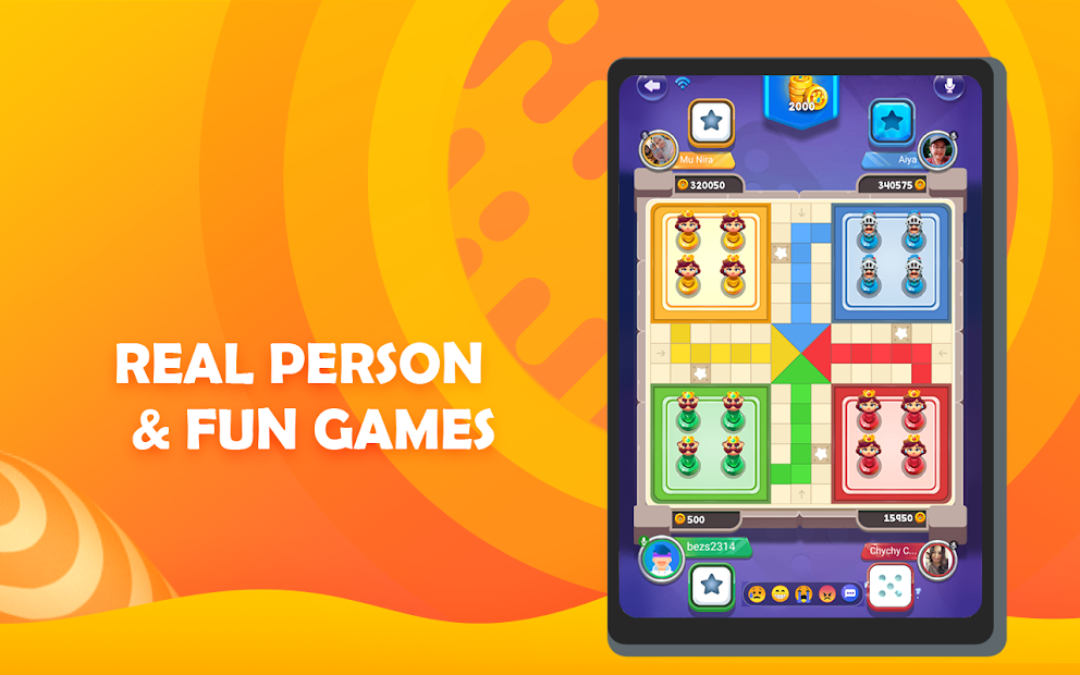 Screenshot - HAGO – Hangout Virtually: Game, Chat, Live