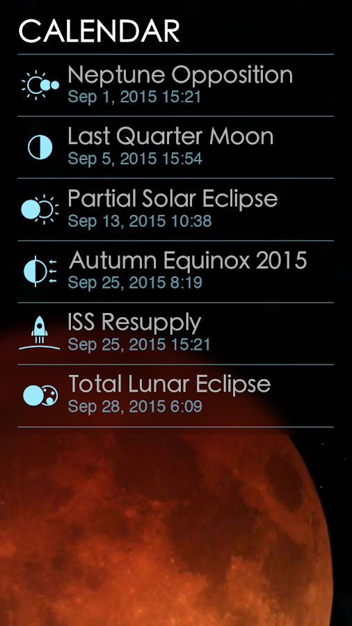 Solar Walk 2:Space Exploration- screenshot