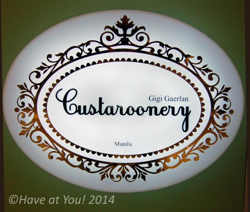 Custeroonery logo