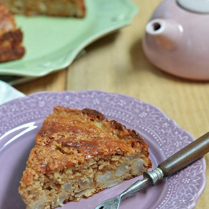 Pear and Chestnut Bread Recipe