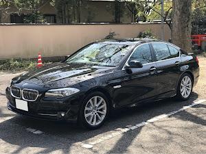 5シリーズ セダン  523i直6。2011年式のカスタム事例画像 BMW523i直6さんの2018年05月22日01:55の投稿