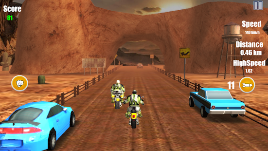 Big Tom's Motorcycle Ride- screenshot thumbnail