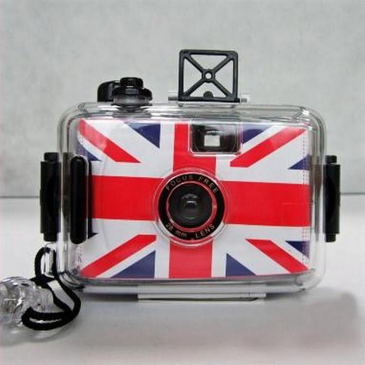 England Waterproof Underwater LOMO Film Camera by SPP ONLINE TRADING