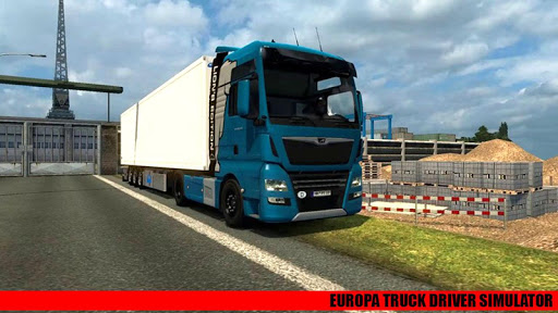 Code Triche Europa Real Trucks Simulator 19 : Truck Drivers APK MOD screenshots 5