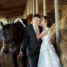 Bryllupsfotograf Lyubov Pyatovskaya (Lubania89). Bilde av 31.07.2016