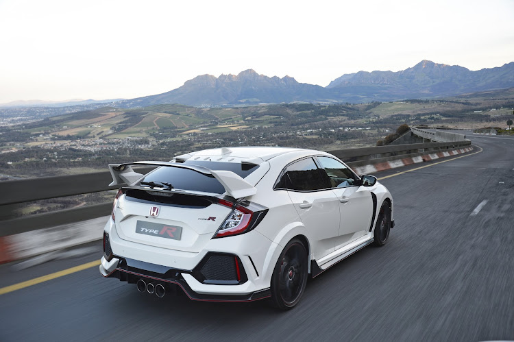 Honda Civic Type R Picture: SUPPLIED