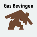 Gas bevingen icon