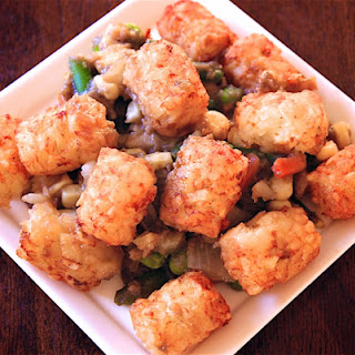 Tater Tot Casserole or Hot Dish