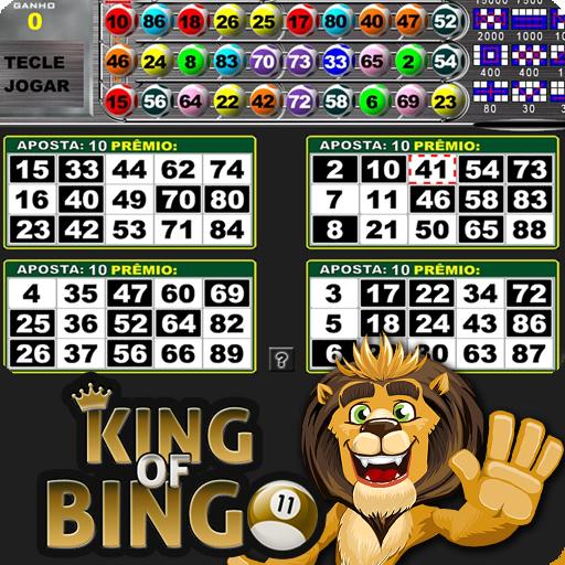 King of Bingo - Video Bingo