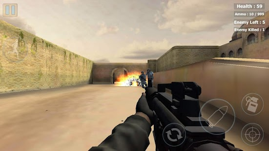 Combat Strike portable Screenshot
