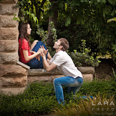 Wedding photographer Lara Layt (LaraLight). Photo of 09.01.2013