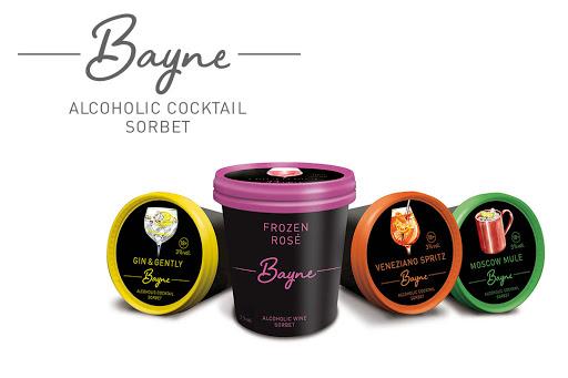 Bild für Cashback-Angebot: Bayne alkoholische Sorbets - Bayne