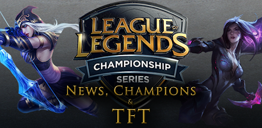 LCS | League of Legends Mobile News and Champions - Apps on