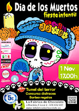 Photo: Fiesta infantil Dia de Muertos - Halloween 2014