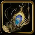 Gold Feather Theme icon