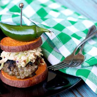 Paleo JalapeñO Ranch Burgers with Spicy Slaw Recipe