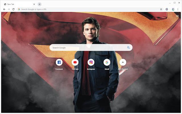 New Tab - Smallville