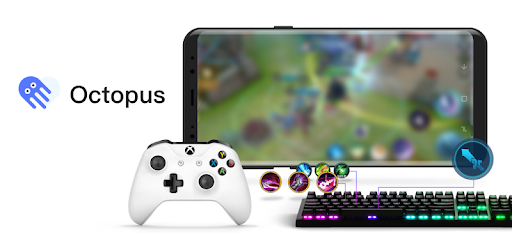 Octopus - Gamepad, Mouse, Keyboard Keymapper - Apps on