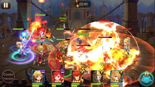 7 Paladins NA: 3D RPG x MOBA 1.1.9 screenshots 14