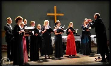 Photo: Kammerchor Wernigerode in der Heiligen Geist Kirche Rostock