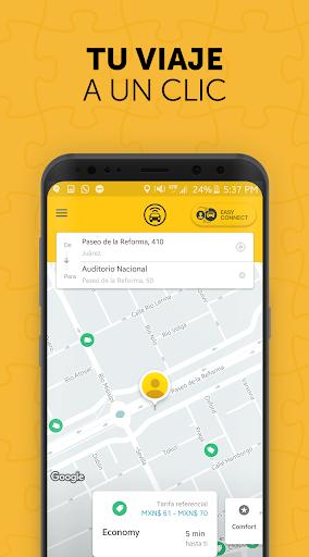 Yaxi Easy - Urban Transportation App  screenshots 3