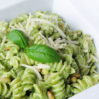 Cream of Asparagus Pasta