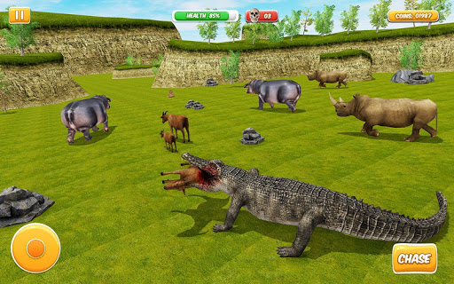 Hungry Crocodile Attack 3D  screenshots EasyGameCheats.pro 5