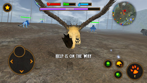 Clan of Griffin screenshot 5